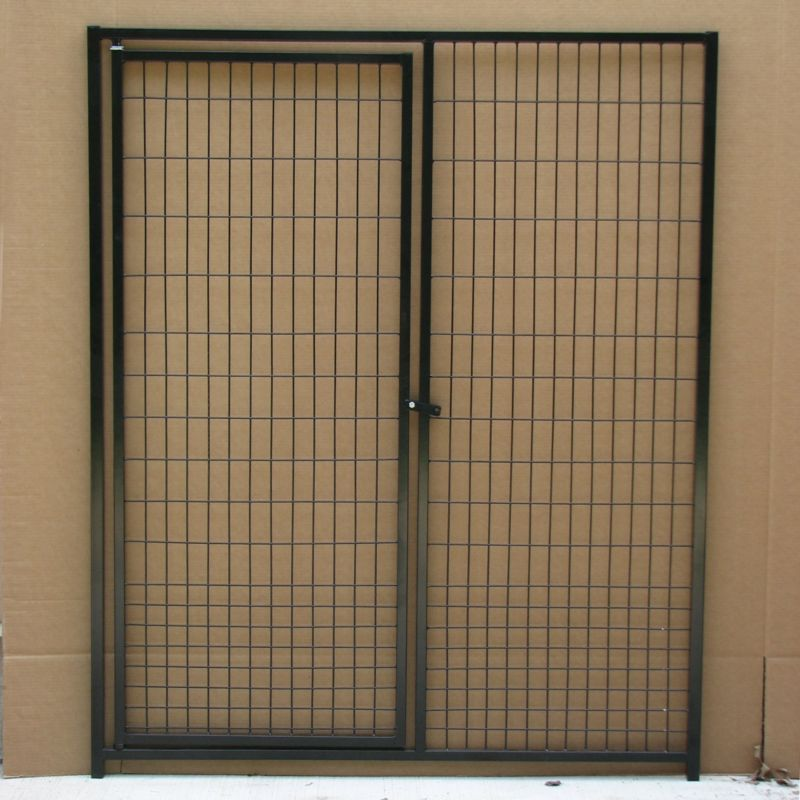 Options Plus Extra Dog Kennel Gate Panel
