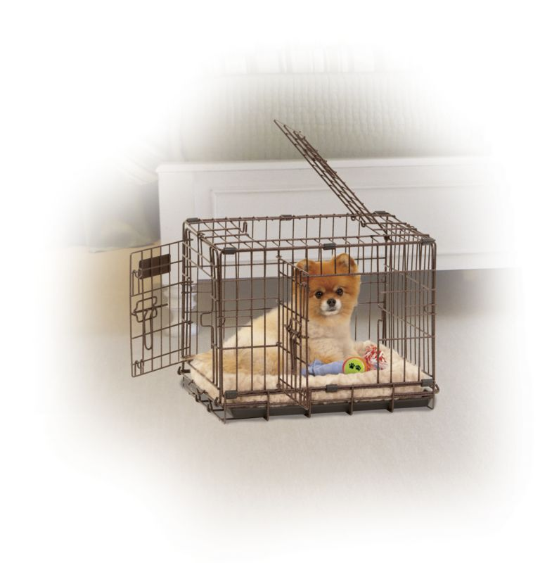 Precision Pet Great Crate 3 Door Dog Crate 19in