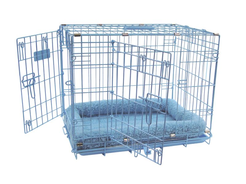 Precision Pet Blue ProValu2 Dog Crate