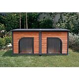 Precision Pet Outback Duplex Dog House