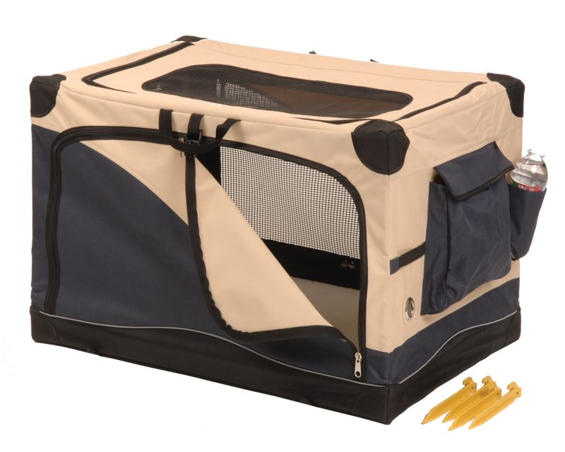 Precision Pet Soft Side Pet Crate MD
