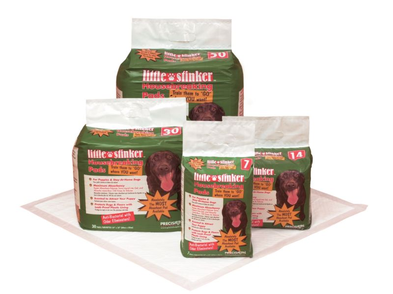 Little Stinker Housebreaking Pad 100 Pack