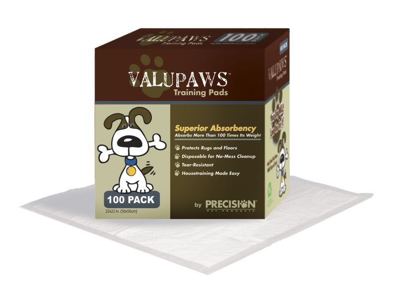 Precision Pet ValuPaws Training Pad