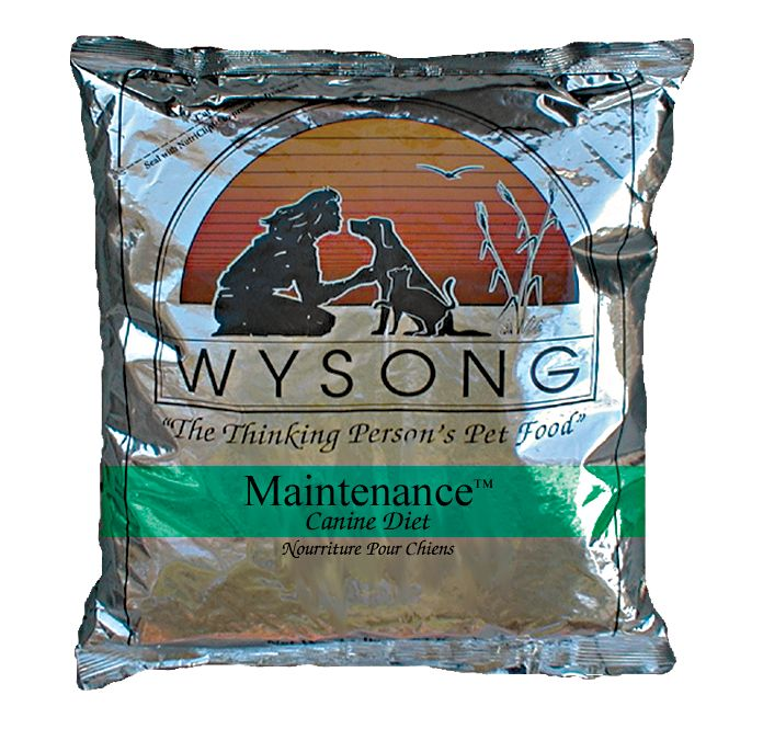 Wysong Dry Diets Maintenance Dog Food 16 lb