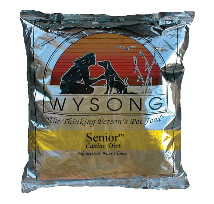 Wysong Dry Diets Senior Dog Food 16 lb