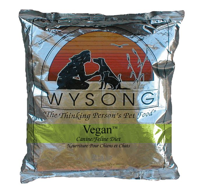 Wysong Dry Diets Vegan Pet Food