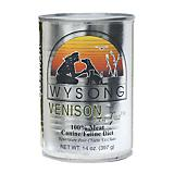 Wysong Canned Diets Venison Au Jus Pet Food