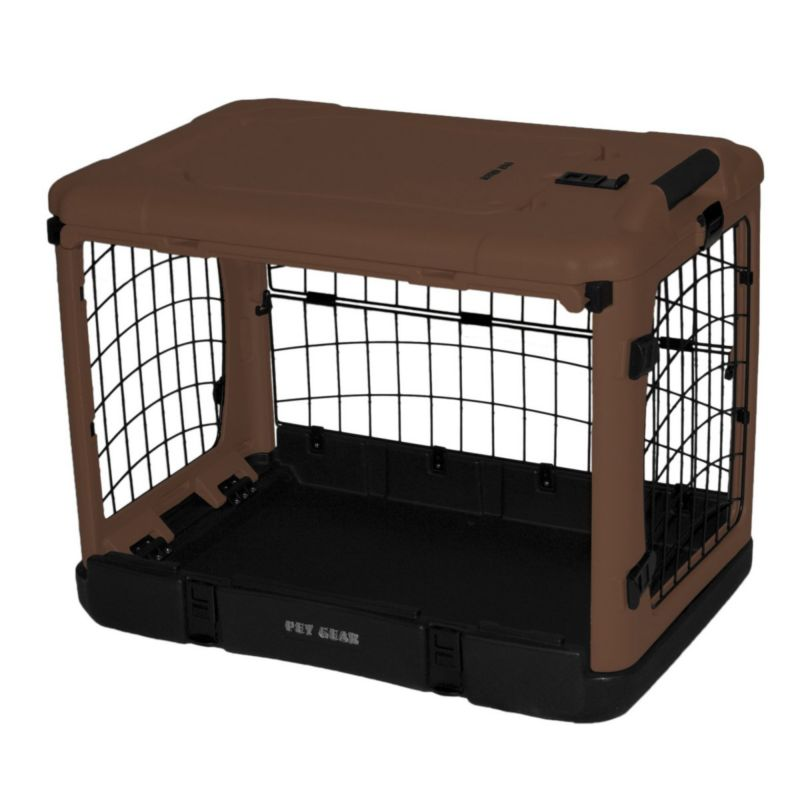 Pet Gear The Other Door Steel Crate 42in