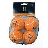 Hyper Dog Tennis Balls Dog Toy 4 Pack