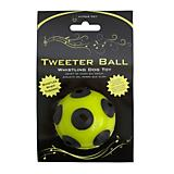 Hyper Dog Tweeter Ball Dog Toy