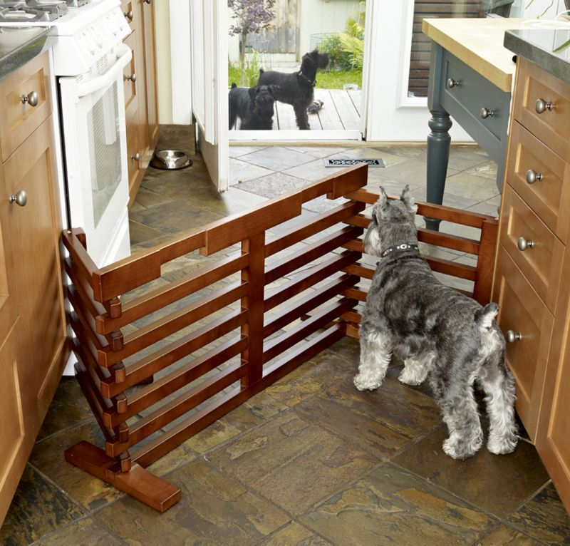 Merry Products Gate N Crate Folding Pet Gate High