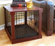 Merry Products Pet Cage with Crate Cover Medium