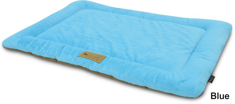 play chill pad dog bed large green/hazelnut on lovemypets.com