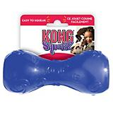 KONG Squeezz Dumbbell Dog Toy
