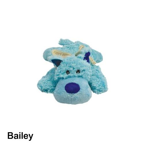 Kong Cozie Dog Toy Bailey