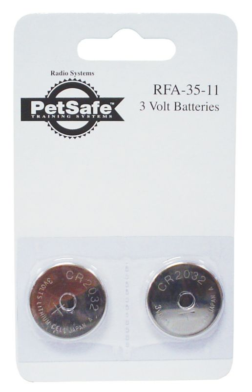 PetSafe 3-Volt Lithium Batteries 2-Pack