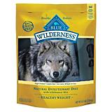 Blue Wilderness Healthy Weight Dry Dog Food