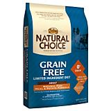 Nutro Grain Free Adult Dog Food