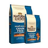 Nutro Grain Free Small Breed Dog Food Fish
