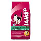 Iams Mature Indoor Hairball Dry Cat Food