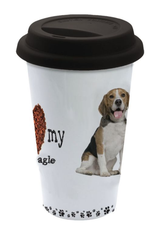 LittleGifts Ceramic Mug Beagle