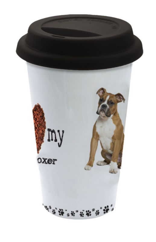 LittleGifts Ceramic Mug Boxer