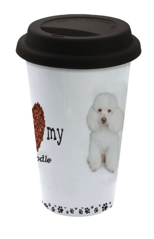 LittleGifts Ceramic Mug Poodle