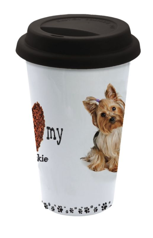 LittleGifts Ceramic Mug Yorkshire Terrier