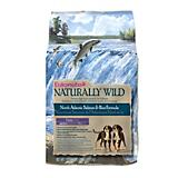 Eukanuba Naturally Wild Dry Puppy Food Salmon