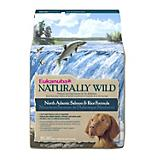 Eukanuba Naturally Wild Dry Dog Food Salmon