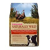 Eukanuba Naturally Wild Dry Dog Food Turkey
