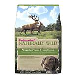 Eukanuba Naturally Wild Dry Dog Food Venison