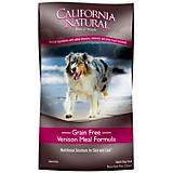 California Naturals GF Venison Dry Dog Food