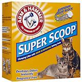 Arm and Hammer SuperScoop Cat Litter