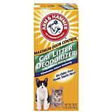 Arm and Hammer Litter Deodorizer Powder