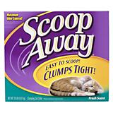 Scoop Away Fresh Scent Cat Litter