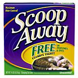 Scoop Away Free Fragrance Free Cat Litter
