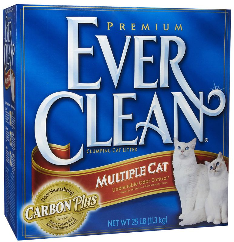 Ever Clean Multiple Cat Clumping Cat Litter