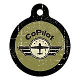 Co-Pilot Pet ID Tag