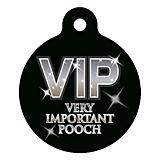 Very Important Pooch Pet ID Tag