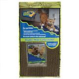 Cosmic Catnip Double Wide Cardboard Cat Scratcher