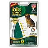 BioSpot Flea Tick Control for Dogs 6 Month