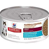 Science Diet Hairball Seafood Cat Food