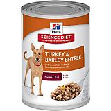 Science Diet Gourmet Turkey Entree Can Dog Food