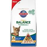 Science Diet Ideal Balance Mature Dry Cat Food