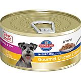 Science Diet Gourmet Chicken Mature Small Dog Food