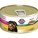 Science Diet Gourmet Chicken Toy Can Puppy Food