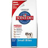 Science Diet Small Bites Mature Dog Food