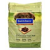 Back To Basics Instinct Turkey Dry Dog Food