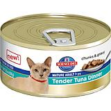 Science Diet Tender Tuna Mature Cat Food